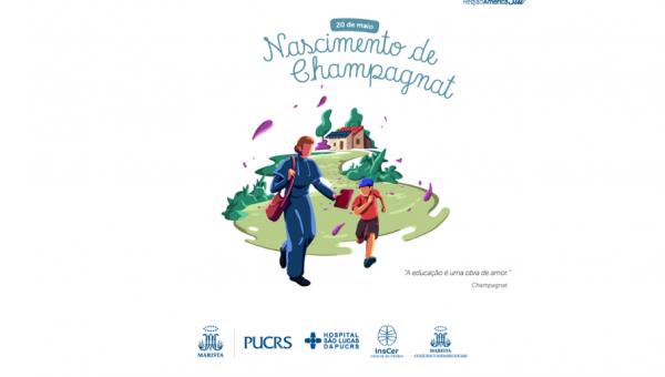 Rede Marista celebra o dia do nascimento de Marcelino Champagnat