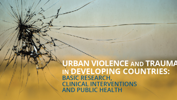 International specialists discuss urban violence and trauma