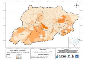 Densidade Populacional Rural