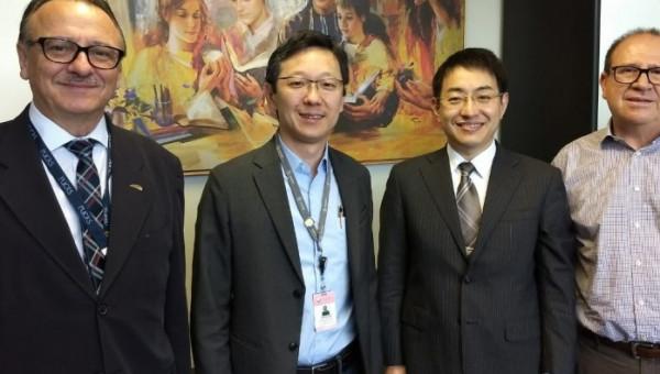 Neurologista japonês aborda neuroimagem em curso na PUCRS