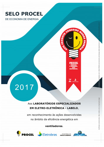 CERTIFICADO_PROCEL_2017_VENTILADORES