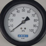 Manômetro analógico - ABSI