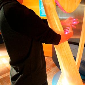 harpa-laser