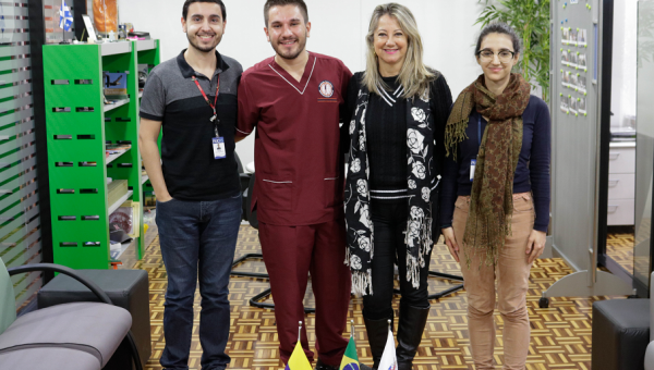 Escola de Medicina recebe alunos internacionais para programa de internato
