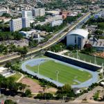 Foto Aérea do Campus