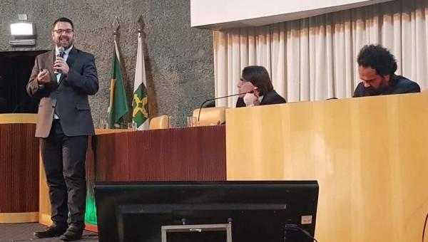 Pesquisa do Grupo Neurociência Cognitiva do Desenvolvimento é apresentada em Brasília