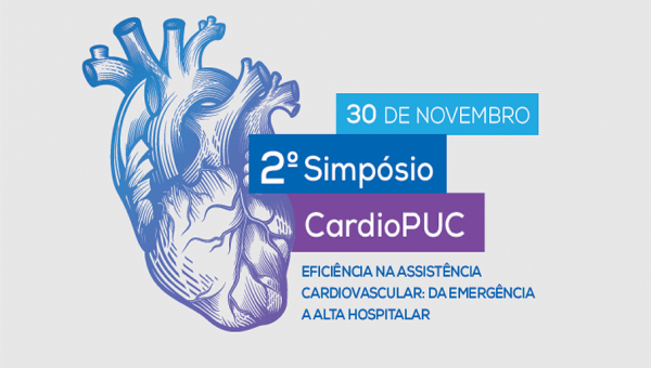Serviço de Cardiologia do HSL promove o 2° Simpósio CardioPUC