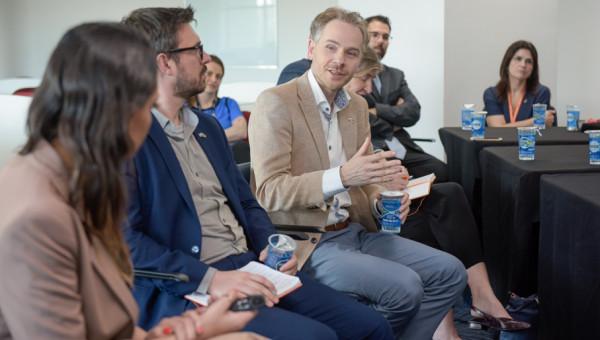 Comitiva da Holanda discute uso de dados nas ciências da saúde