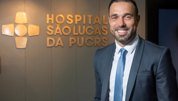 Leandro Firme, novo gestor do HSL, fala sobre trajetória e planos para a Instituição
