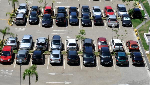 Melhorias no estacionamento qualificam o serviço e ampliam a segurança
