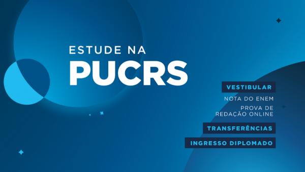 Últimos dias para se inscrever no Vestibular online da PUCRS