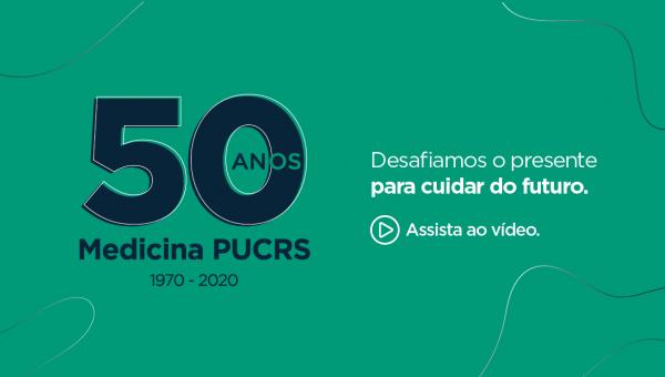 Escola de Medicina comemora 50 anos de história e legado