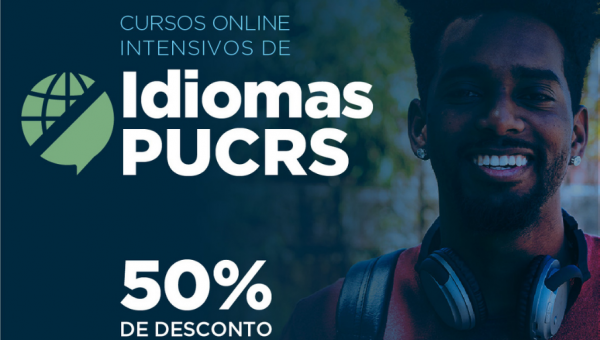 Aprenda um novo idioma com os cursos intensivos online de verão da PUCRS
