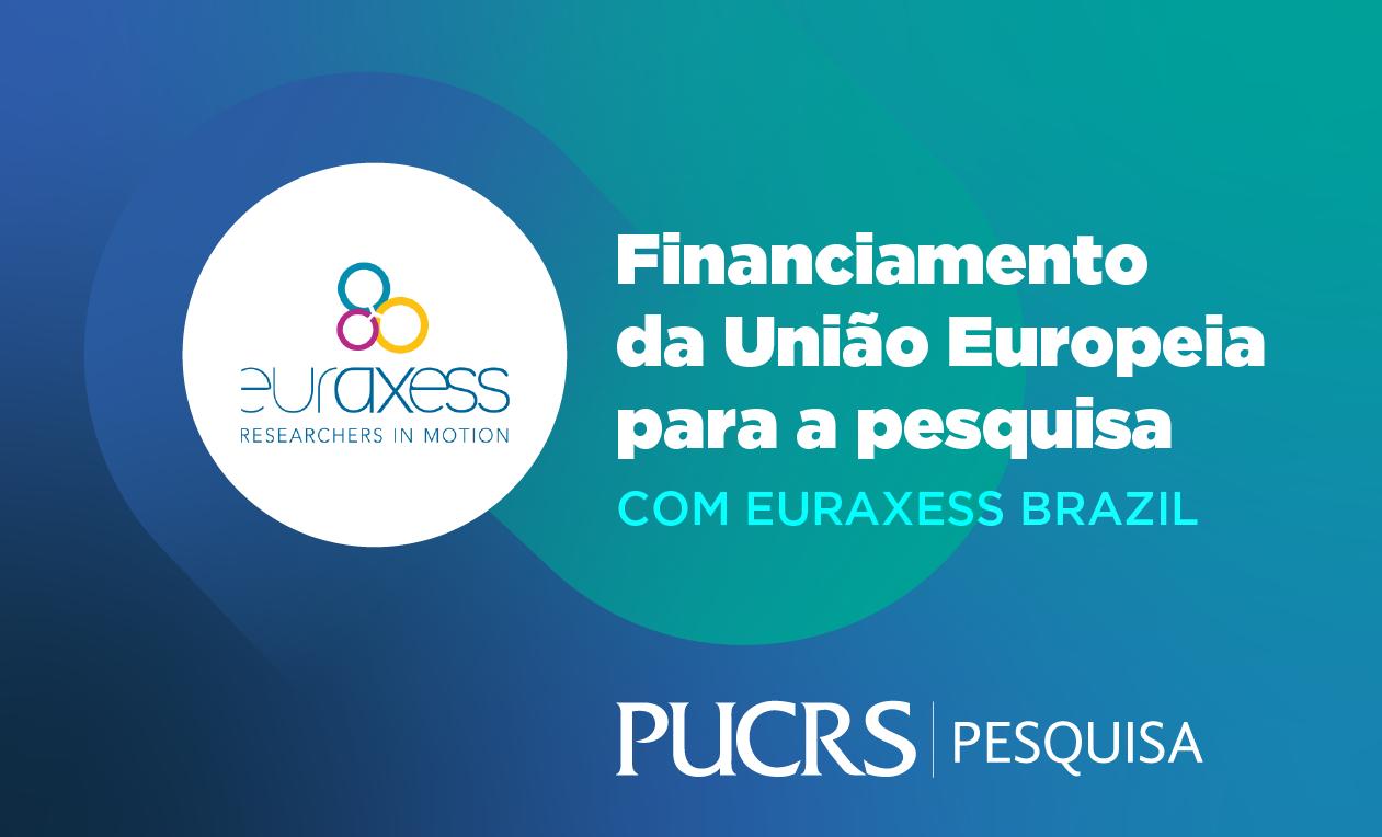 Webinar abordará financiamento da União Europeia para a pesquisa, com EURAXESS Brazil