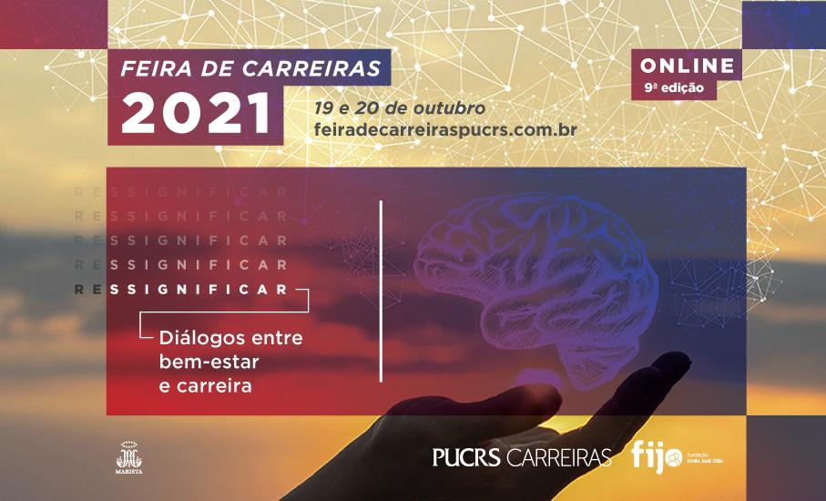 Feira de Carreiras debate a saúde mental no ambiente de trabalho