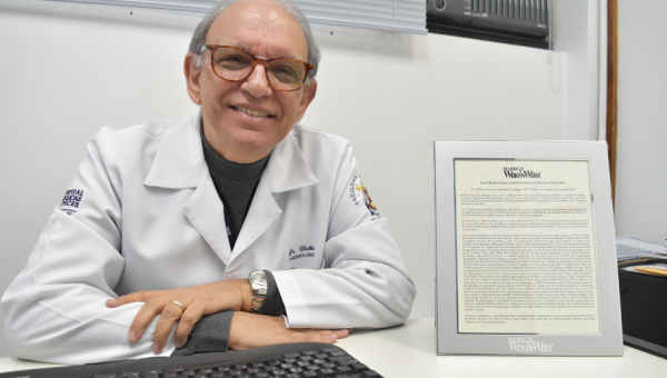 Pneumologist and PUCRS professor receives international recognition