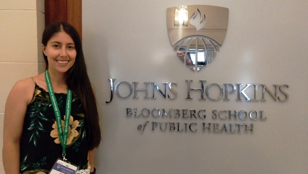 PhD student to complete training program at John's Hopkins under PUCRS-PrInt