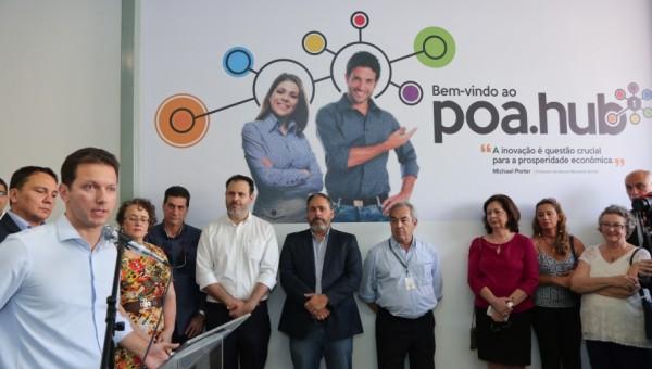 Evento na Semana de Porto Alegre marca parceria entre Tecnopuc e Procempa
