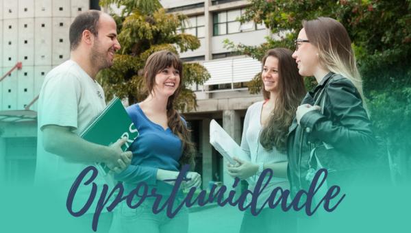 Alunos da Graduação podem fazer disciplinas de mestrado