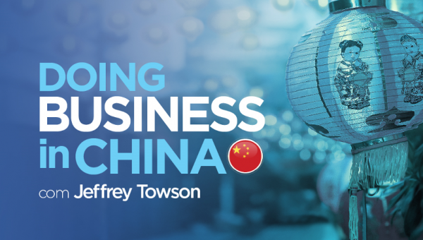 "Escola de Negócios realiza aula inaugural ""Doing Business in China"""