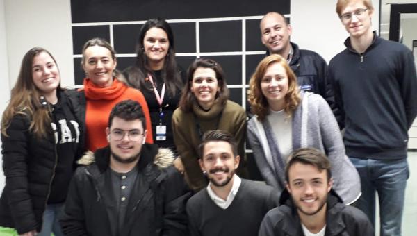 Estudantes representarão PUCRS em competição internacional