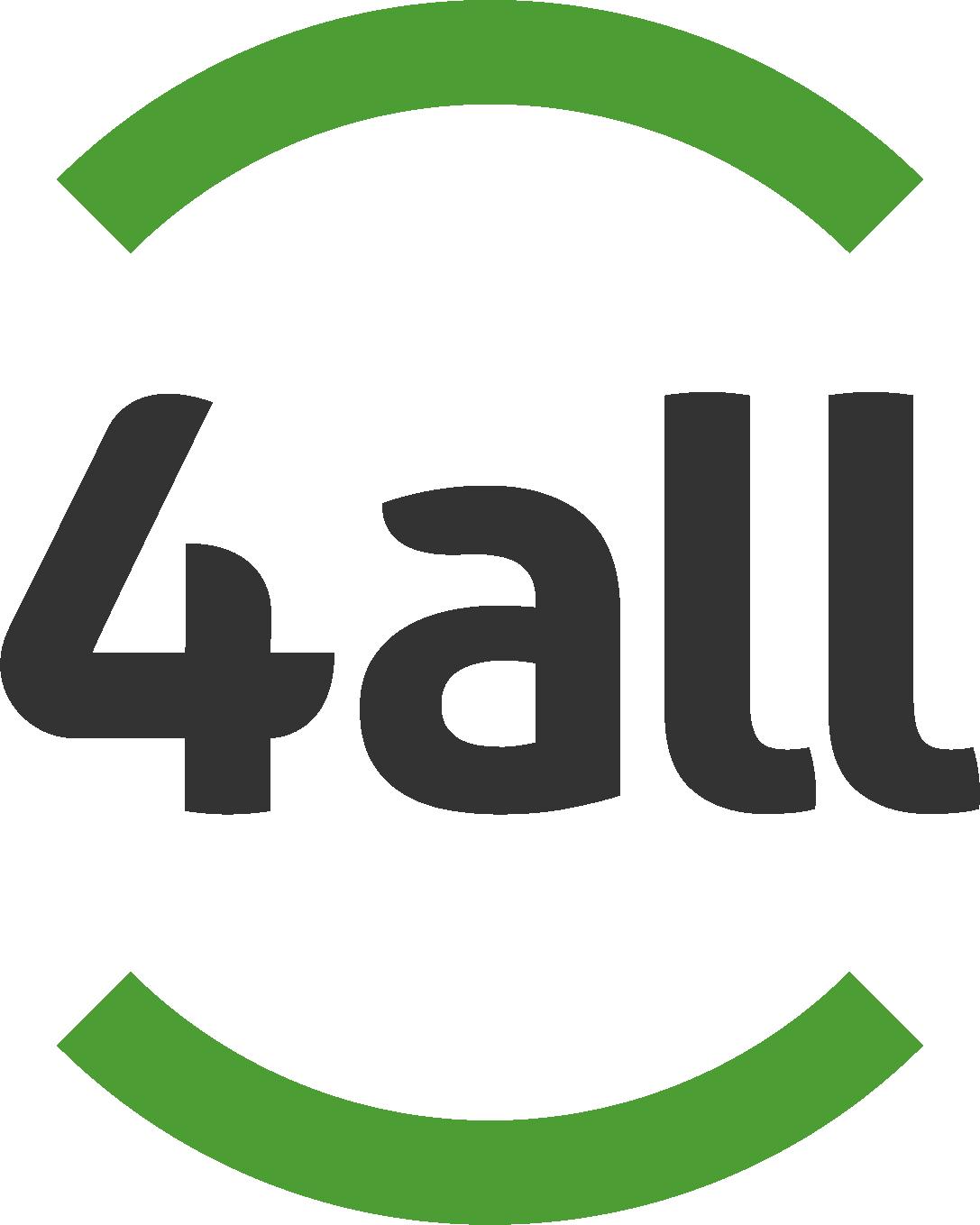 Logo 4all original