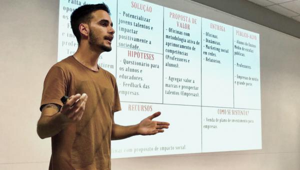 Empreendedorismo: Projeto MUDA estimula o protagonismo de jovens de baixa renda