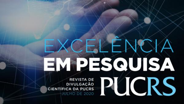Excelência em Pesquisa: a nova publicação científica da PUCRS