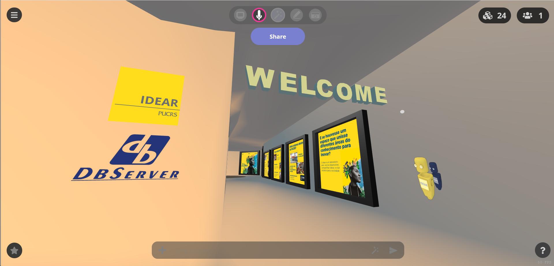 Idear promove série de encontros imersivos sobre inovação e empreendedorismo