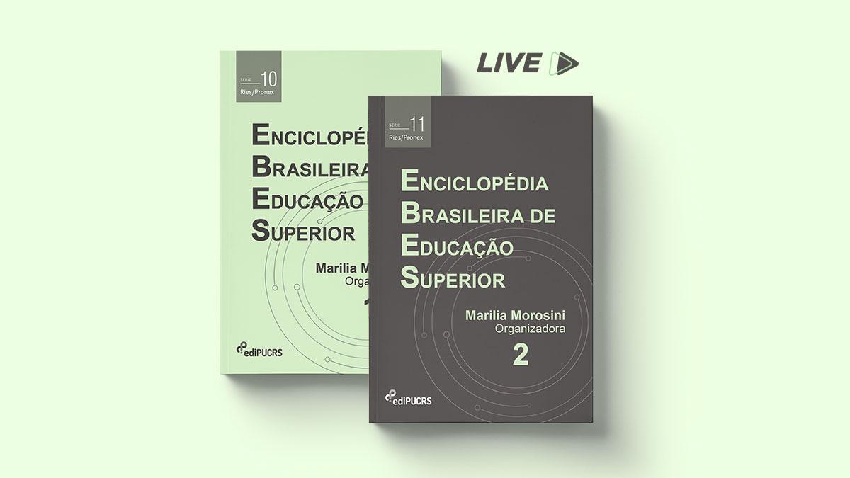 Edipucrs lança Enciclopédia Brasileira de Educação Superior