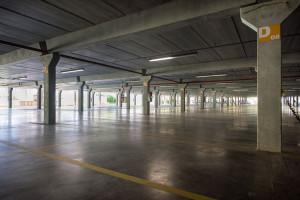 Estacionamento - Parque Esportivo