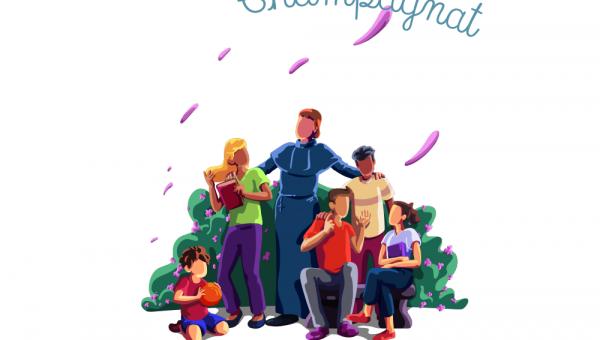 Celebramos hoje o dia do nascimento de São Marcelino Champagnat