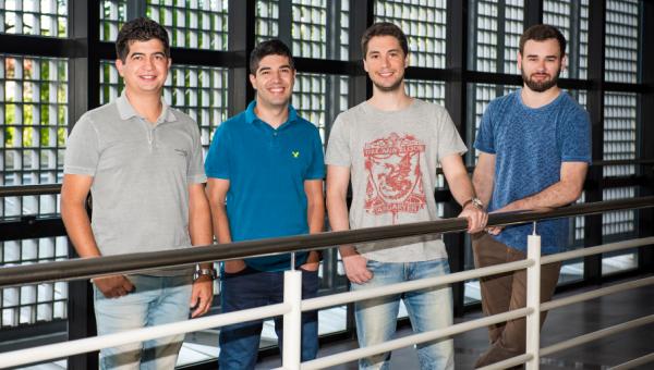 Empresa formada por diplomados da PUCRS vence edital Shell