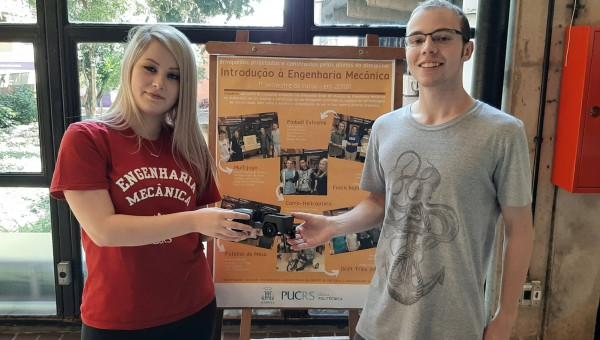 Alunos de Engenharia Mecânica criam e doam brinquedos para o Dia das Crianças