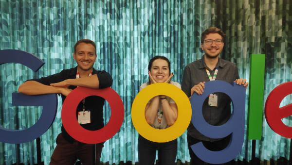 Alunos da PUCRS vencem o Prêmio LARA 2019, promovido pelo Google