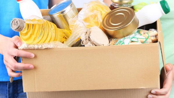 Universidade apoia ação de arrecadação de cestas básicas para comunidades