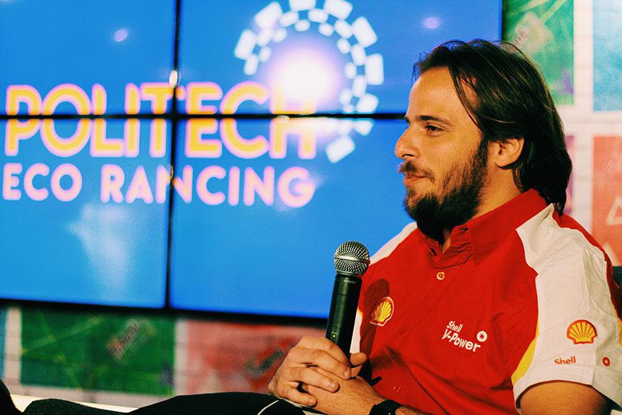 Dennis Dirani,Politech Eco Racing