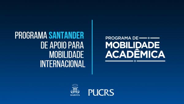 Programa oferece três bolsas para mobilidade acadêmica na graduação