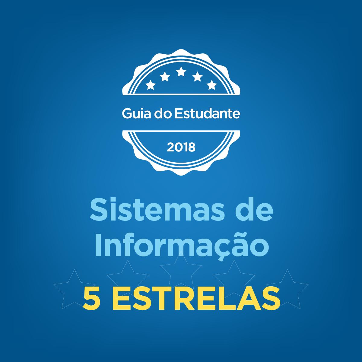 Guia do Estudante - Sistemas de Informação
