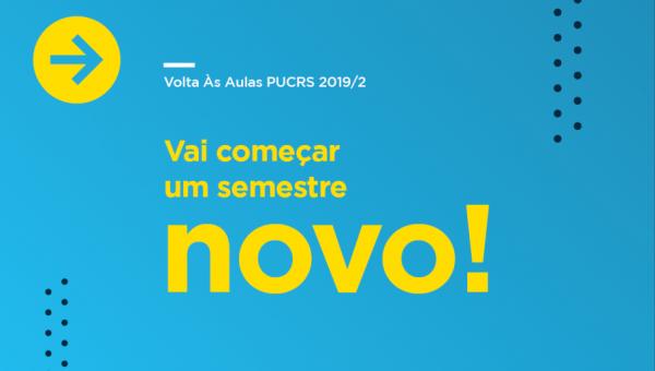 Ações Volta às Aulas e Descubra a PUCRS integram a programação de agosto