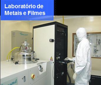 Laboratório de Metais e Filmes
