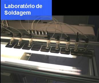 Laboratório de Soldagem