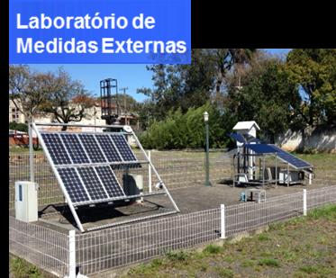 Laboratórios de Medidas Internas e Externas