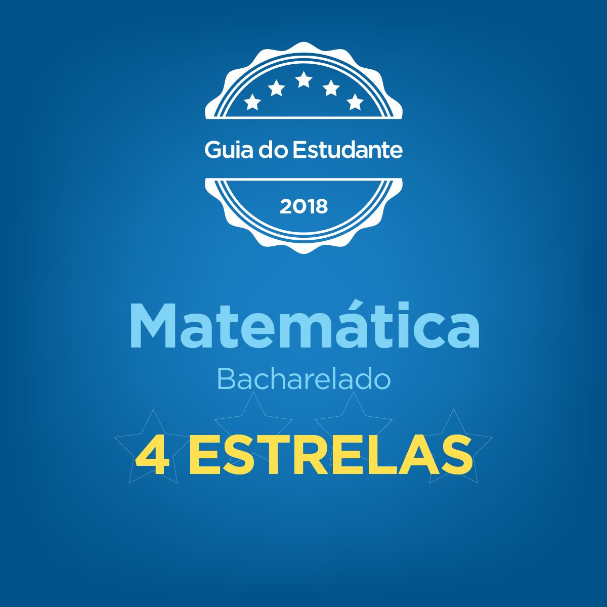 Guia do Estudante 2017 - Matemática Bacharelado