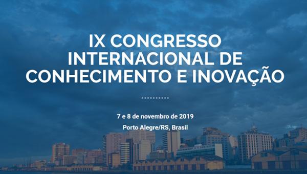 PUCRS recebe Ciki – Congresso Internacional de Conhecimento e Inovação