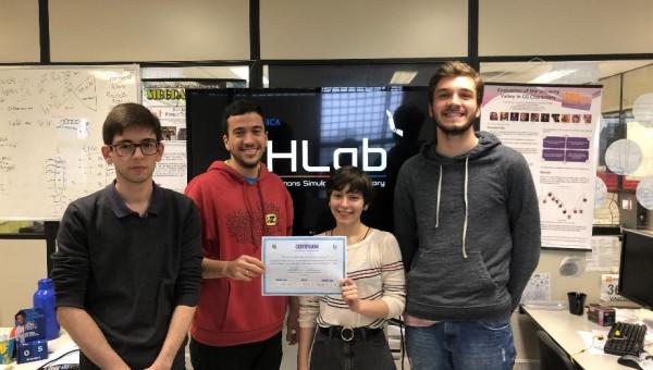 Alunos de Ciência da Computação vencem premiação do SBGames 2019
