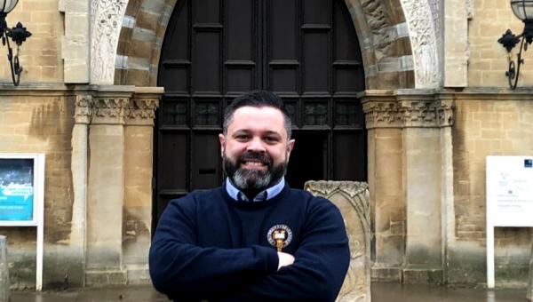 Pesquisador lidera investigação na University of Oxford pelo PUCRS-PrInt