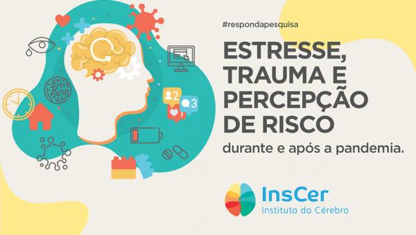 Pesquisa analisa impacto traumático da Covid-19 na população brasileira
