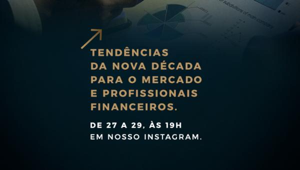 Aulas abertas gratuitas sobre finanças com especialistas dos cursos do PUCRS Online