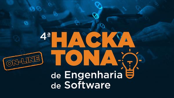 Último dia para se inscrever na 4ª Hackatona de Engenharia de Software
